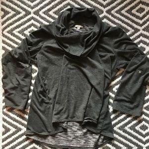 womens Sophie Max Athleisure Style hoodie / top